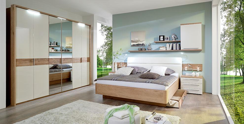 Schlafzimmer komplett - Paul Neef GmbH in Burbach-Würgendorf